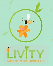 Website for Livity Wellness Solutions L.L.C.